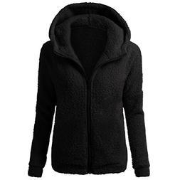 Vanvler Winter Clearance! ❤️Women Hooded Jacket Zipper C