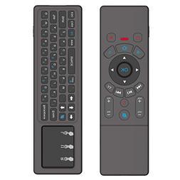Ideapro Wireless Keyboard Mini Mouse Remote 3 in 1, TV Remot