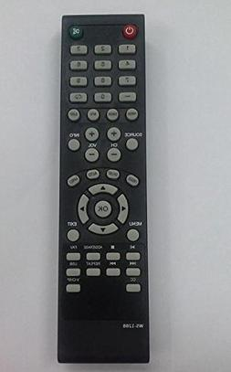 DEHA WS-1288 TV Remote Control for Element/SEIKI/ PROSCAN WS