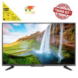 "Sceptre X322BV-SR 32"" 720p HD LED Television 1 year warranty"