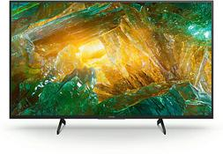 """Sony X800H Series 49"""" 4K Ultra HD HDR Smart Android LED TV -"""