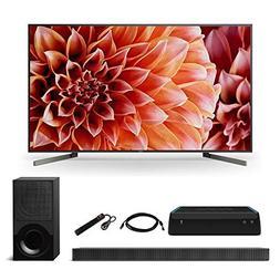 "Sony 85"" X900F BRAVIA 4K HDR Ultra HD Smart LED TV Home Thea"