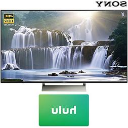 Sony XBR-55X930E 55-inch 4K HDR Ultra HD Smart LED TV  with