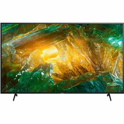 "Sony XBR85X800H 85"" X800H 4K Ultra HD LED Smart TV"