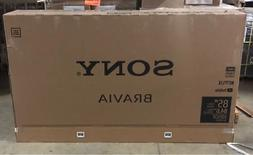 Sony XBR85X850F 85-Inch 4K Ultra HD Smart LED TV  With Bundl