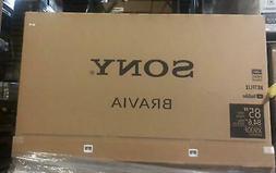 Sony XBR85X900F 85-Inch 4K Ultra HD Smart LED TV  With Bundl
