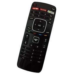 Beyution New XRT112 iHeart Remote fit for Vizio LED TV E280i