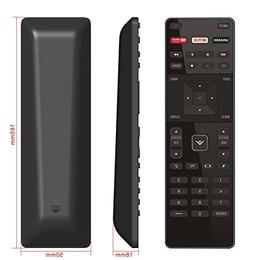 New XRT122 Remote control for Vizio LCD LED TV D39H-D0 D39HD